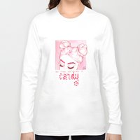 candy Long Sleeve T-shirts featuring Candy  by Laia™