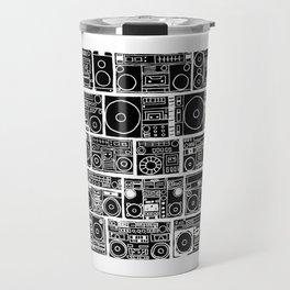 Sound of Wall Travel Mug