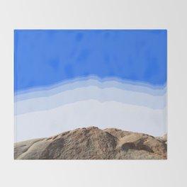 Moab I Throw Blanket