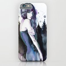 Forest girl Slim Case iPhone 6s