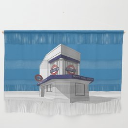 Trinity Road (Tooting Bec) Wall Hanging