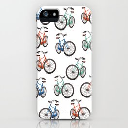 Vintage Cycling iPhone Case