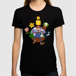 Mario-A-GoGo! T-shirt