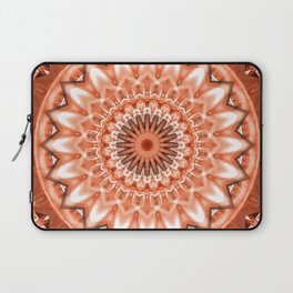 Mandala Earth attachment Laptop Sleeve