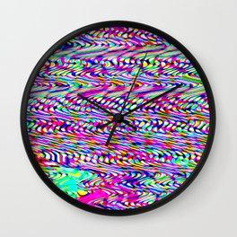 CMYK Wall Clock
