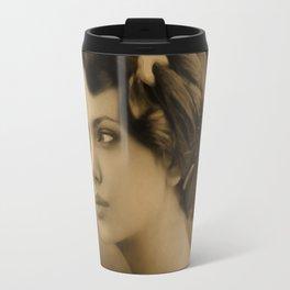 Angelina Jolie Vintage ReplaceFace Travel Mug