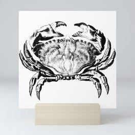 Crab Mini Art Print