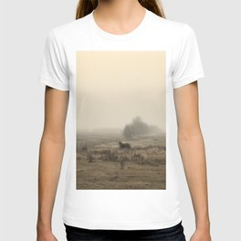 Horses in the Mist T-shirt