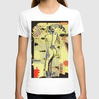 women T-shirts featuring Women by sladja