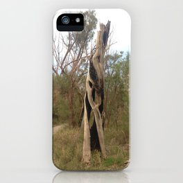 Hollowed Beauty  iPhone Case