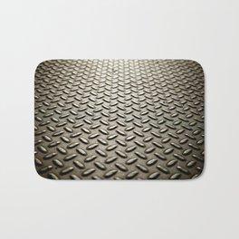 Metal Diamond Plate flooring Bath Mat