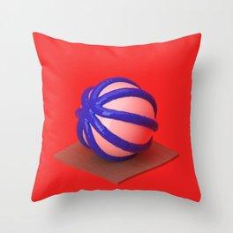 Basketball Study No.04 Throw Pillow