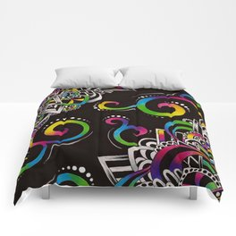 Doodle Magic Comforters