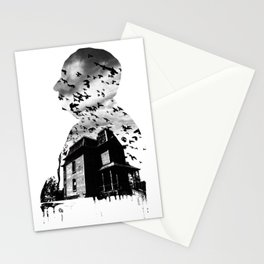 Alfred Hitchcock Stationery Cards