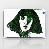 fringe iPad Cases featuring fringe by fashionistheonlycure