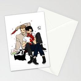 Scream's OTP Stationery Cards