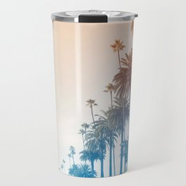 Summer in LA Travel Mug