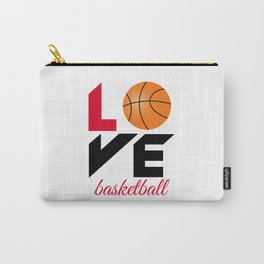 Love basketball Carry-All Pouch