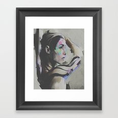 Branches Framed Art Print