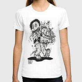 Happy Zombie T-shirt