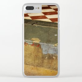 Carnival Steps Clear iPhone Case