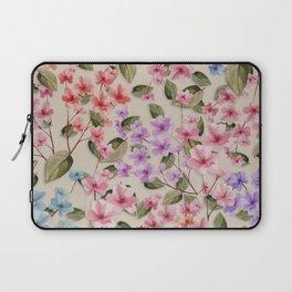 Flowers - Ensō Laptop Sleeve