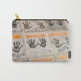 Hollywood hands Carry-All Pouch