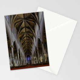 CATHEDRAL OF THE HOLY CROSS, BOSTON MA Stationery Cards