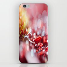 Red For Today iPhone & iPod Skin
