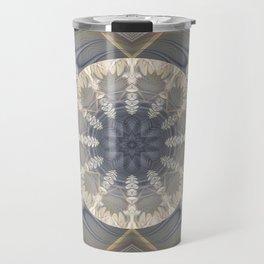 Fractal Mandala Travel Mug
