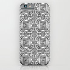 Downtown Doodler: Temple Court Archi-doodle Slim Case iPhone 6s