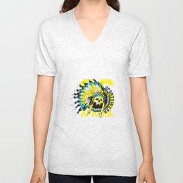 Sportswear Unisex V-Neck