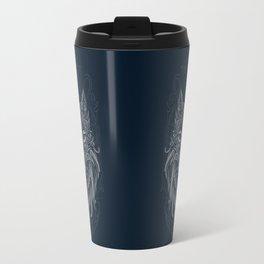 Wolf of North Travel Mug