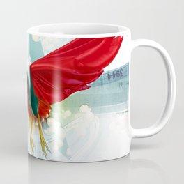 Heron Mon Heros Coffee Mug