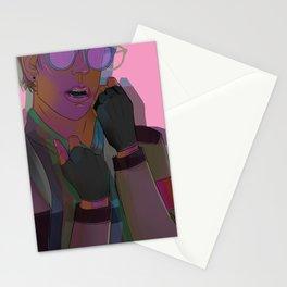 fashion shades Stationery Cards