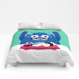 I Heart Sushi Comforters