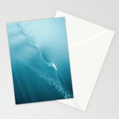 Ripple in Time (aqua) Stationery Cards