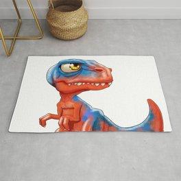 mini T-Rex Rug