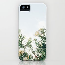 Neutral Spring Tones iPhone Case