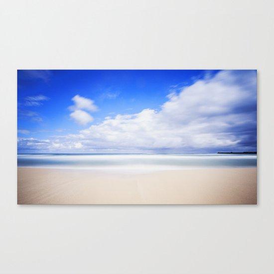 Long Exposure Seascape Canvas Print