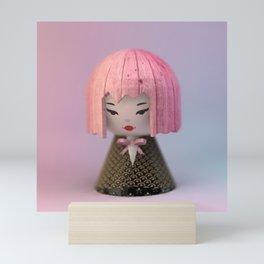 Kiss My Slice Mini Art Print