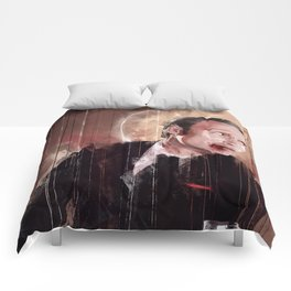 Fun times - blood Comforters