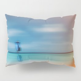 Simply ocean Pillow Sham