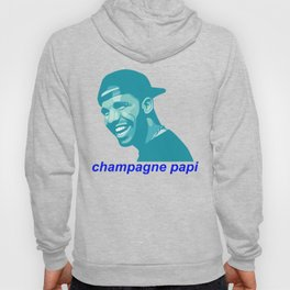champagne papi Hoody