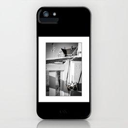 Portrait of a Vintage Camera iPhone Case
