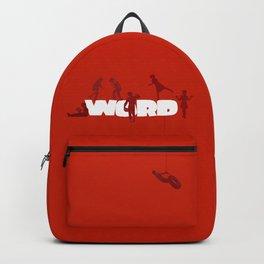 Word Play Backpack