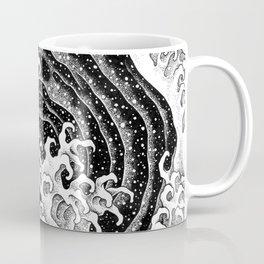 HATCH vs Hokusai: Waves (Feminine) Coffee Mug