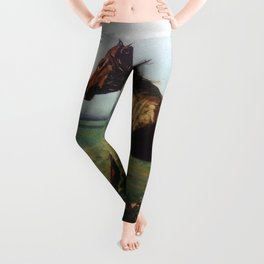 Libertad/Liberdade/Freedom Leggings