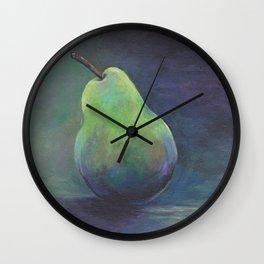 """aPEARently"" Wall Clock"