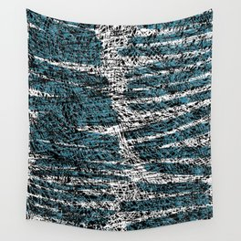 Textured brushstrokes - Sarah Bagshaw Wall Tapestry